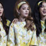 Bộ ba mỹ nhân 9X Chi Pu, Diễm My, Châu Bùi hóa thân thành những đóa hoa mùa hạ
