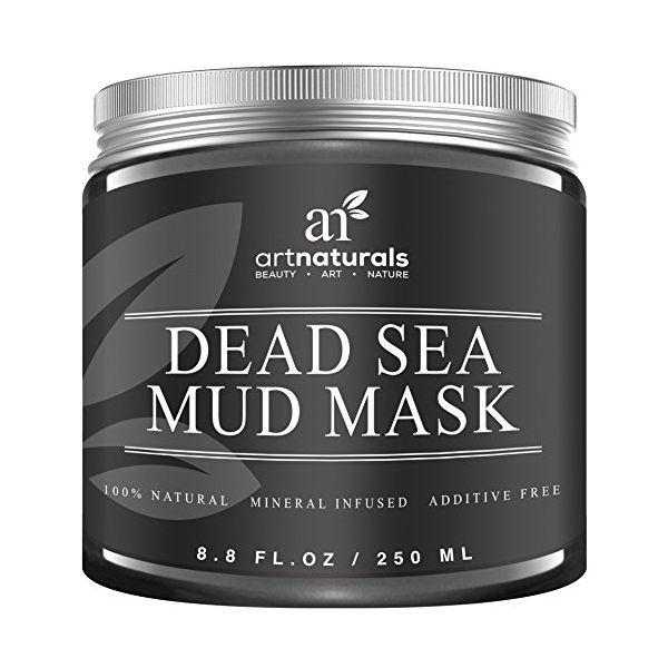 Mặt nạ Artnatural - Dead Sea Mud Mask dùng được cho cả da mặt và da toàn thân