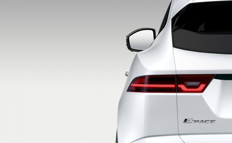 Jaguar hé lộ mẫu E-Pace đối đầu với BMW X1 và Audi Q3