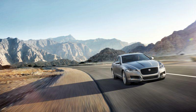 Jaguar ưu đãi 200 triệu VND cho mẫu XF