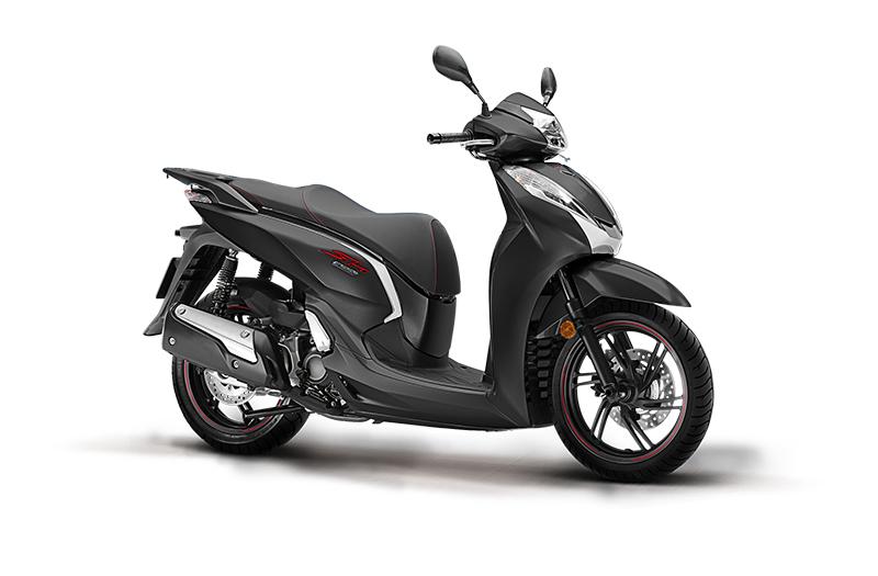 Honda ra mắt Sh300i phiên bản thể thao