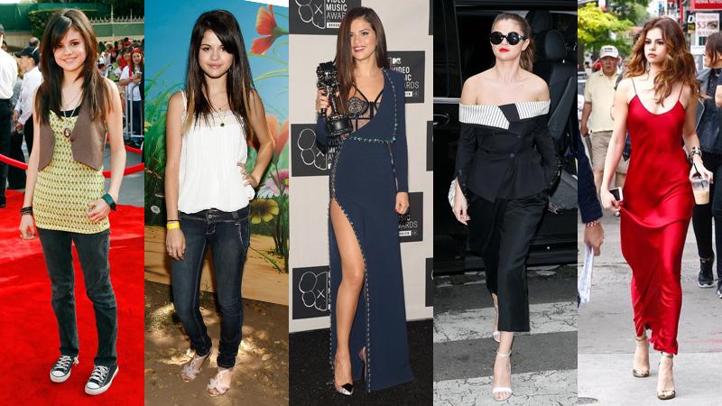 """Selena Gomez """"lột xác"""" từ diễn viên nhí thành Nữ hoàng Instagram như thế nào?"""