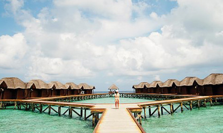 Maldives không lộng lẫy