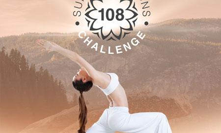 Tín đồ yoga Việt Nam lần đầu trải nghiệm thử thách #108 challenge