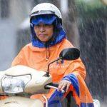 Tin mới: Chiều tối nay các tỉnh Bắc Bộ mới giảm nhiệt nhờ mưa rào và dông