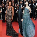 Bí quyết tỏa sáng của Phạm Băng Băng, Naomi Campbell, Uma Thurman và Irina Shayk tại LHP Cannes 2017