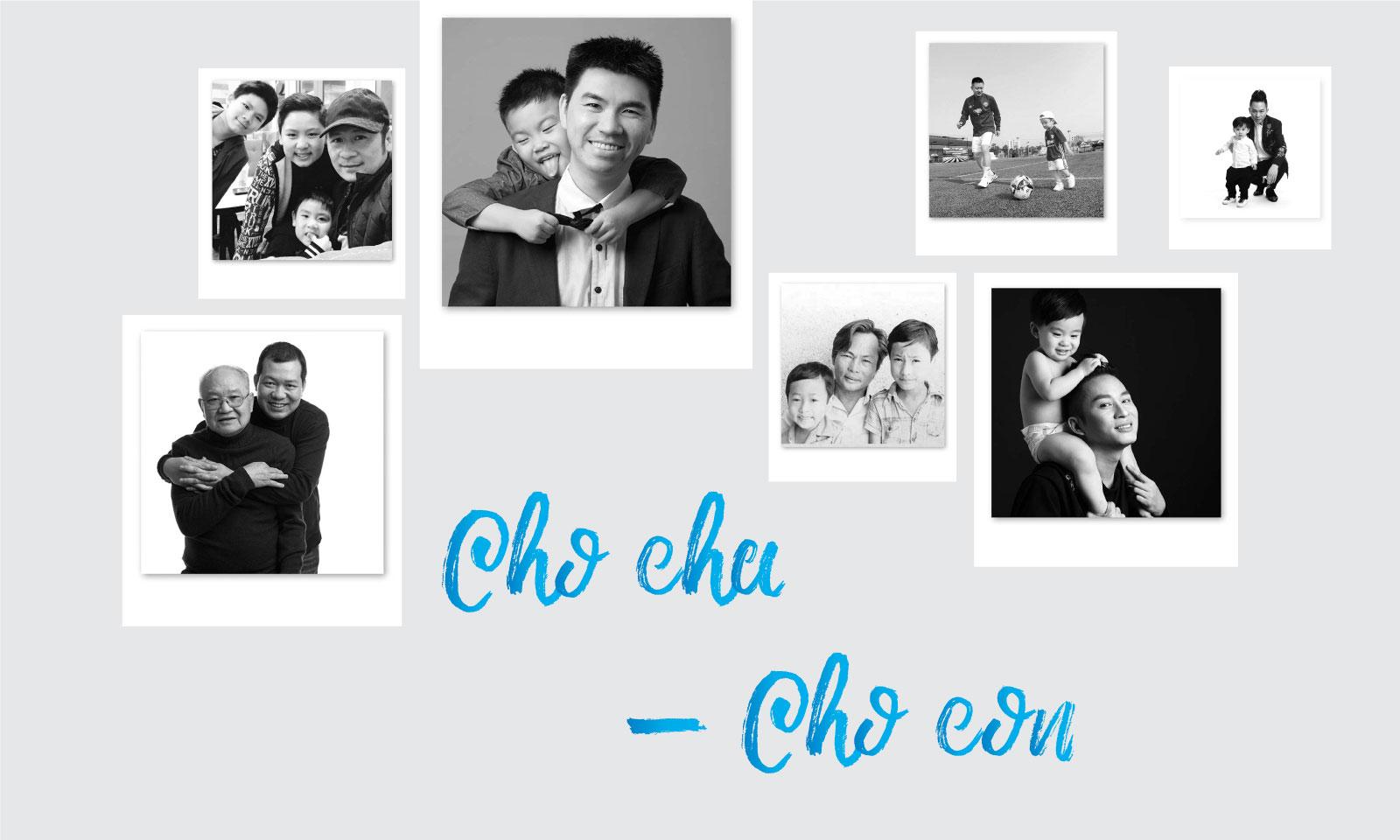 {Đẹp Feature} Cho Cha – Cho Con