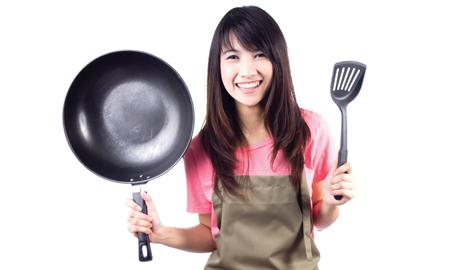 Trợ thủ đắc lực cho nàng trong nhà bếp