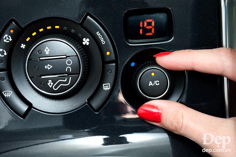 Sử dụng điều hòa ô tô thế nào là đúng nhất?