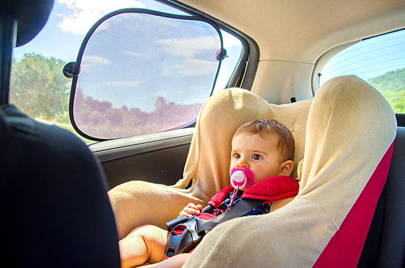 Mẹo giúp xe mát lạnh, mặc kệ trời nắng nóng