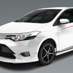 Toyota ra mắt Vios TRD mới tăng giá 82 triệu VND