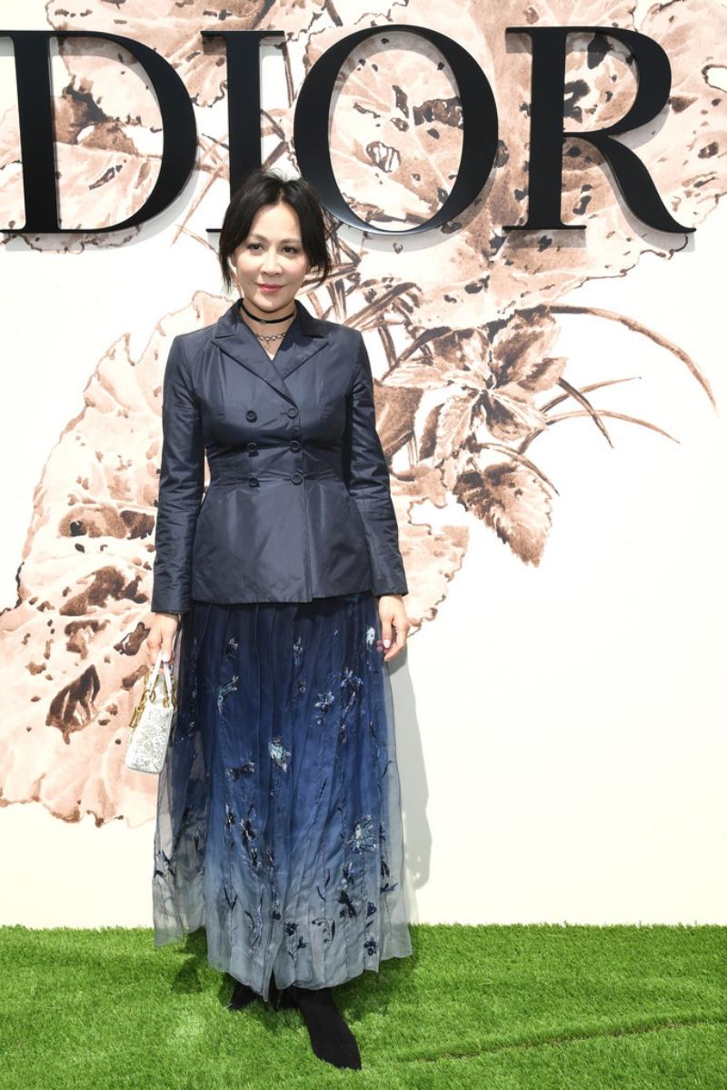 Nữ diễn viên Lưu Gia Linh