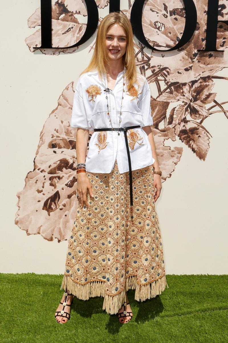 Siêu mẫu Natalia Vodianova