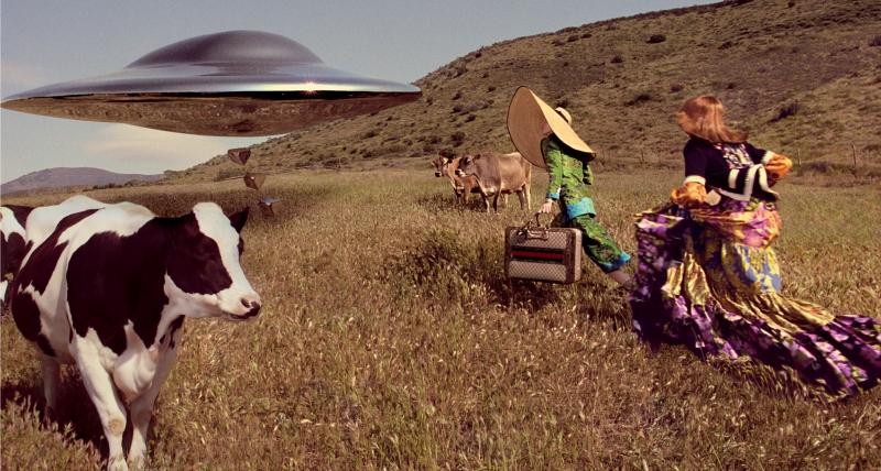 Sửng sốt với những thước phim kinh điển trong chiến dịch quảng cáo Thu Đông 2017 của Gucci