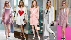 """5 tuyệt chiêu """"remix"""" đồ cũ của Olivia Palermo khiến phái đẹp ngưỡng mộ"""
