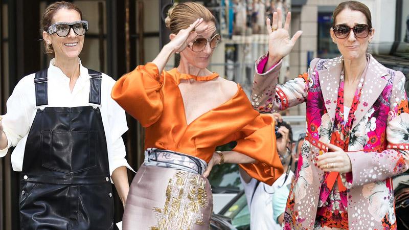 """Céline Dion """"tái sinh"""" với phong cách thời trang tinh tế ở tuổi cận kề 50"""