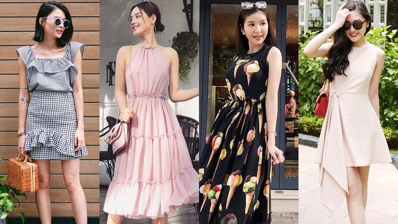 Quý cô thời trang Việt khoe dáng hút hồn trong loạt váy áo bồng bềnh, nữ tính