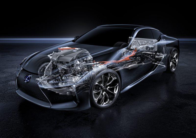 Lexus sẽ giới thiệu công nghệ Hybrid tại VMS 2017
