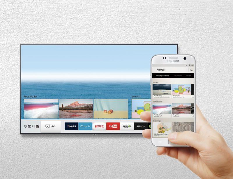 The Frame – Vừa là tivi vừa là khung tranh nghệ thuật