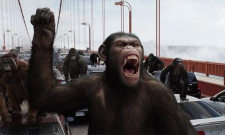 """Phim bom tấn """"Đại chiến Hành tinh Khỉ"""": Lời cảnh tỉnh cho loài người"""