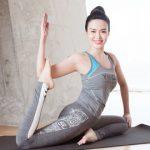 """Hoa hậu Thu Thủy, Phương Trinh Jolie tham gia sự kiện yoga """"mười năm có một"""" tại Việt Nam"""