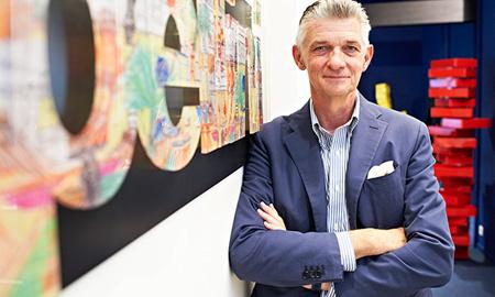 Đại sứ Thiết kế Ý – Ông Giulio Cappellini đến Việt Nam
