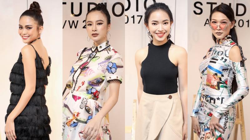 BST H&M Studio Thu Đông 2017 thu hút giới mộ điệu Tp.HCM
