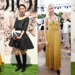 "Rợp trời ""sao"" dưới cái nắng ở Paris trong show diễn Haute Couture của Dior"