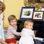 Hoàng tử William cảm thấy công nương Diana ở lễ cưới của mình