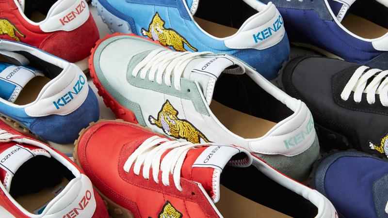 Thời thượng với những mẫu sneakers Kenzo Move cực chất