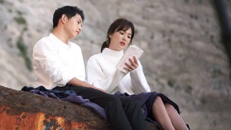 Song Joong Ki và Song Hye Kyo