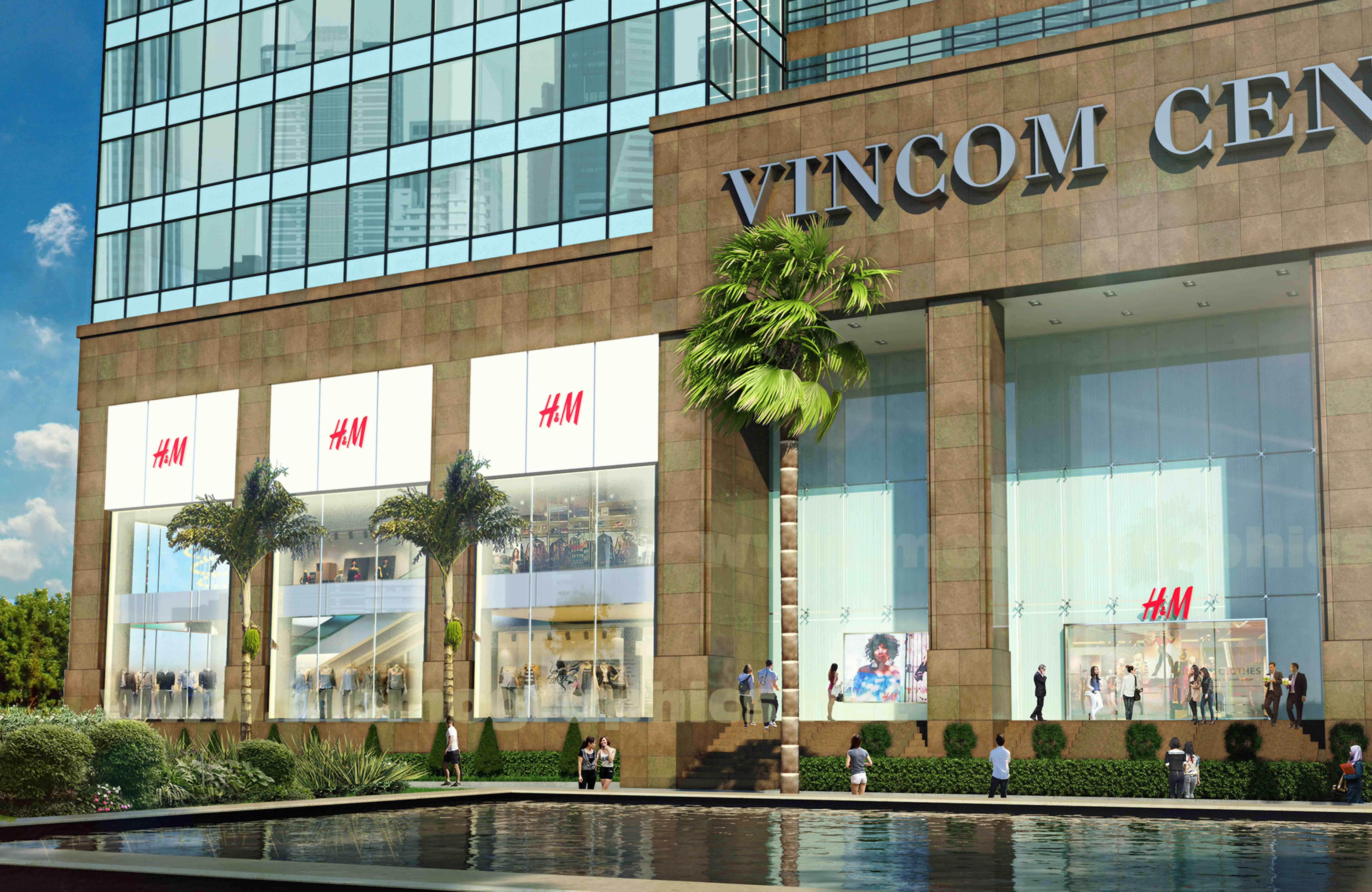 Không phải chờ đợi lâu thêm nữa, H&M Việt Nam chính thức mở cửa ngày 9/9