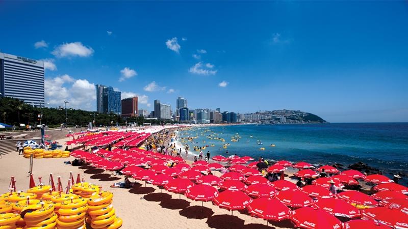 Đến thành phố cảng Busan nhân mùa lễ hội