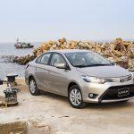 Toyota Việt Nam triệu hồi hơn 20.000 xe Vios và Yaris