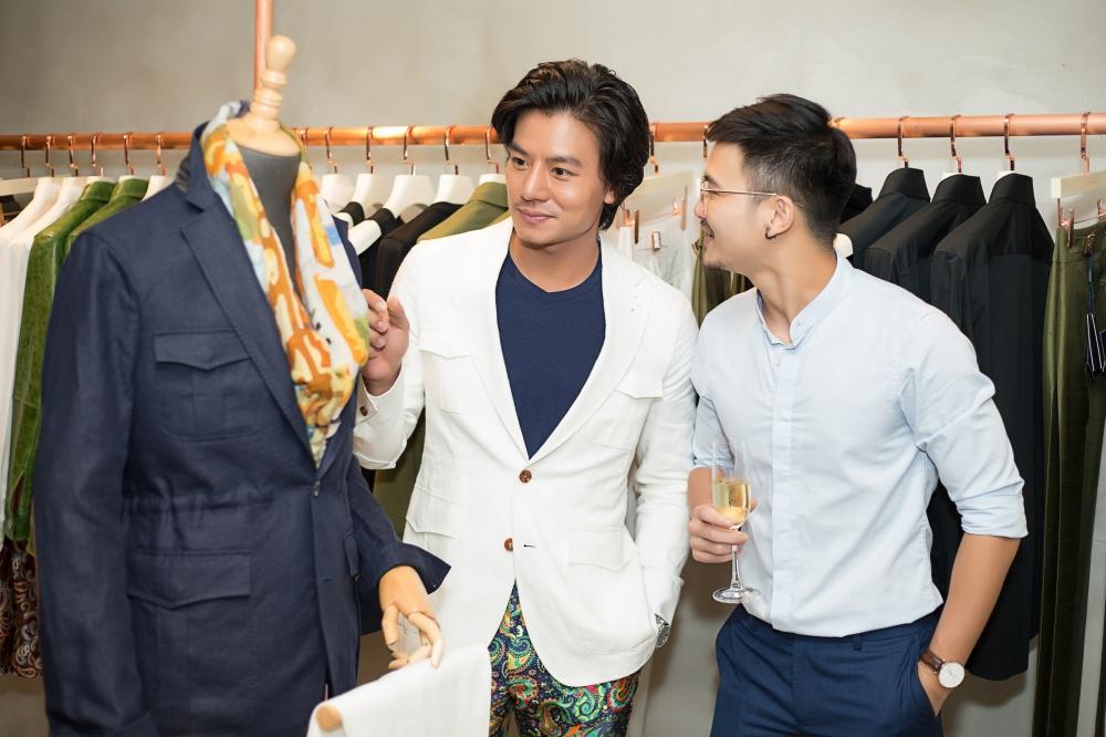 Hiếu Nguyễn trở thành đại sứ thương hiệu luxury dành cho phái mạnh