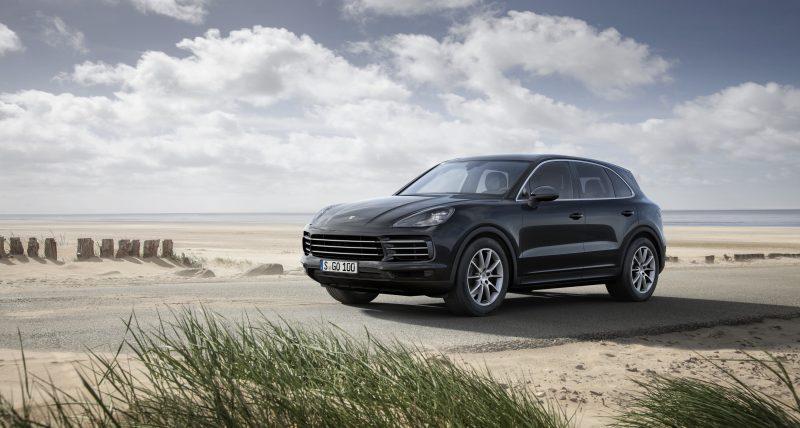 Porsche Cayenne 2018: sự kế thừa hoàn hảo