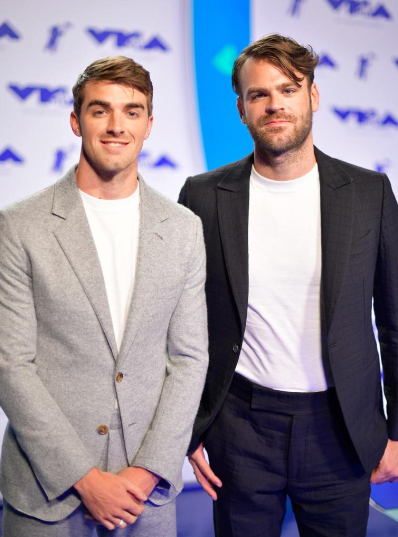 Hai anh chàng của The Chainsmokers cũng có mặt tại sự kiện VMA 2017