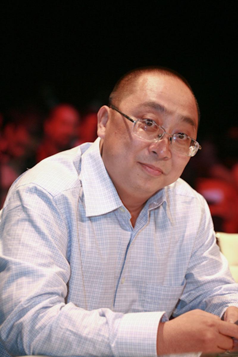 Nhạc sĩ Tuấn Khanh.