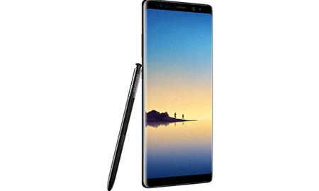 Samsung ra mắt Samsung Galaxy Note8 với nhiều tính năng vượt trội
