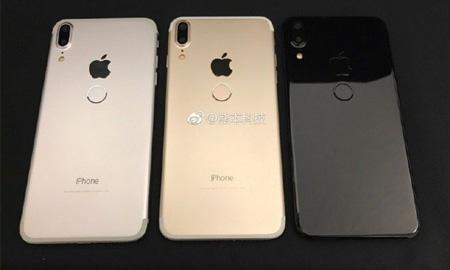 Chuyên gia Ming-Chi Kuo: iPhone 8 ra mắt vào tháng 9 với ba màu