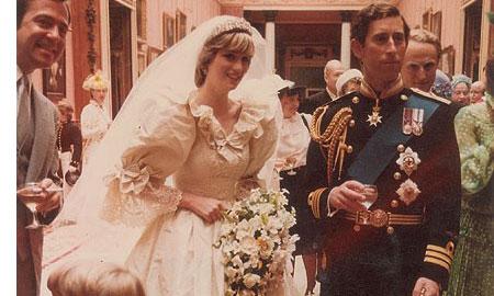Những bức ảnh chưa từng được công bố của công nương Diana