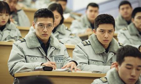 """Phim """"Cảnh sát tập sự"""" của Hàn Quốc thu hút 3 triệu lượt khán giả sau khi ra mắt"""