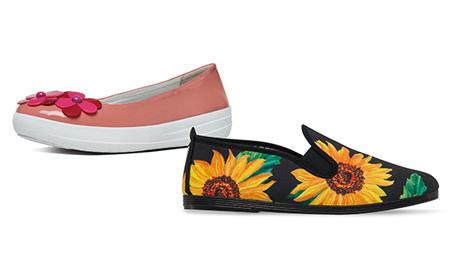 Giày đế bệt – Người bạn đồng hành tuyệt với cho đôi chân của bạn