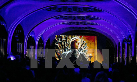 Tin tặc dọa mỗi tuần công bố một dữ liệu đã đánh cắp của HBO