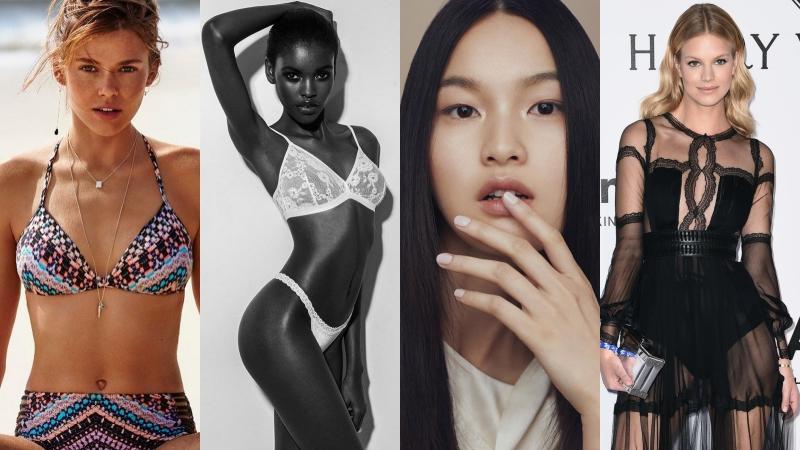 Hé lộ 17 gương mặt lần đầu tiên tham gia Victoria's Secret Fashion Show 2017