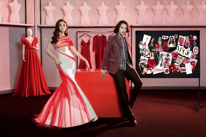 Không chỉ bền bỉ phát triển sự nghiệp người mẫu chuyên nghiệp, Mâu Thuỷ còn định hướng bản thân tham gia vào một cuộc thi nhan sắc.