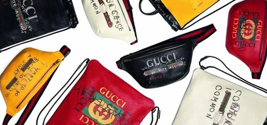 Gucci x Coco Capitán: Cuộc tấn công của những chiếc áo phông slogan độc đáo