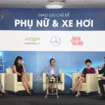 Hai hội thảo về công nghệ xe hơi và phụ nữ tại VMS 2017