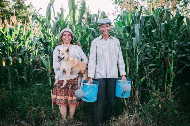 """""""25 năm gắn bó cánh đồng"""": Không có điều gì đẹp hơn sự giản dị của tình yêu"""