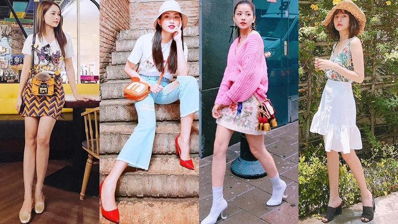 Chi Pu, Quỳnh Châu và dàn sao khoe street style rực rỡ sắc màu trong tuần nghỉ lễ